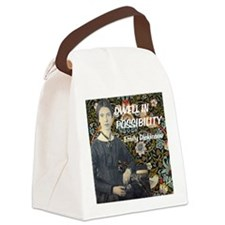 Dwell in Possibility Canvas Lunch Bag
