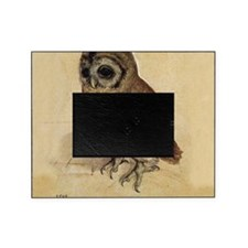 The Little Owl by Durer Picture Frame