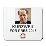 Kurzweil Mousepad