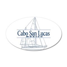 Cabo San Lucas - Wall Decal