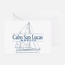 Cabo San Lucas - Greeting Card