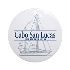 Cabo San Lucas - Ornament (Round)