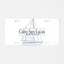 Cabo San Lucas - Aluminum License Plate