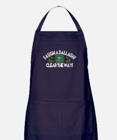 Faugh a Ballagh! Apron (dark)
