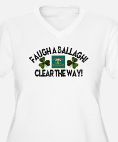 Faugh a Ballagh! Plus Size T-Shirt