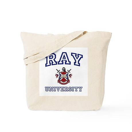 RAY University Tote Bag