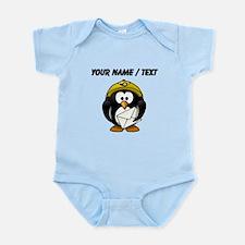 Custom Mail Man Penguin Body Suit