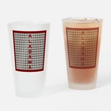 RollTide Drinking Glass