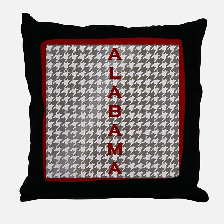 RollTide Throw Pillow