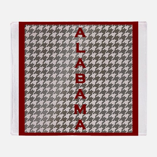 RollTide Throw Blanket