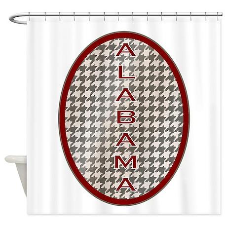 Alabama Shower Curtain