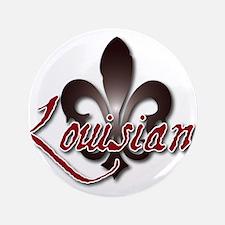 """Louisiana 3.5"""" Button"""