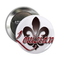 "Louisiana 2.25"" Button"