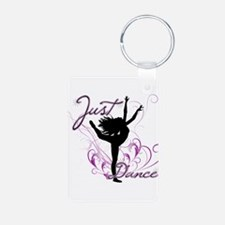 dance girl2 Keychains