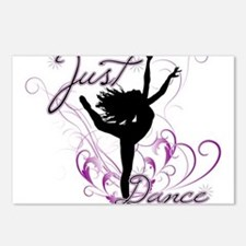 dance girl2 Postcards (Package of 8)