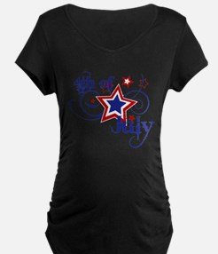 4th of July Designs T-Shirt
