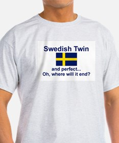 Perfect Swedish Twin T-Shirt