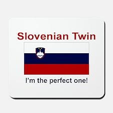Slovenian Twin (Perfect) Mousepad