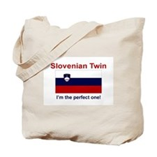Slovenian Twin (Perfect) Tote Bag