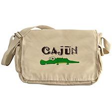 Cajun_gator.png Messenger Bag