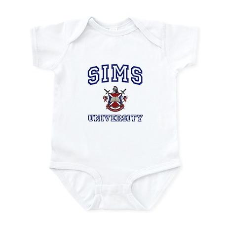 SIMS University Infant Bodysuit