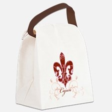 fleur_de_lis2.png Canvas Lunch Bag