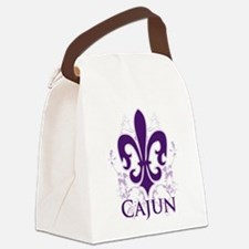 cajun.png Canvas Lunch Bag