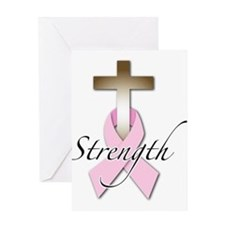 strength.png Greeting Card