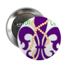 """MG_fleur_beads.png 2.25"""" Button (10 pack)"""