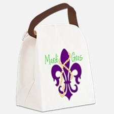 MG_fleur_beads.png Canvas Lunch Bag