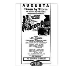Lon Chaney Phantom of Opera Postcards (Package 8)