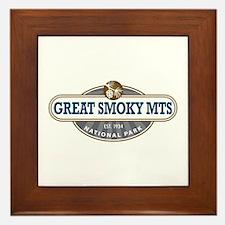 The Great Smoky Mountains National Park Framed Til