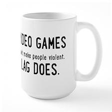 Video Game Lag Mugs