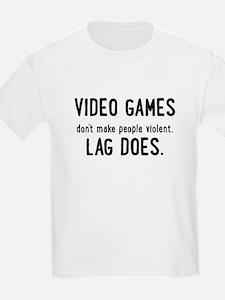 Video Game Lag T-Shirt