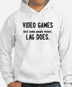 Video Game Lag Hoodie