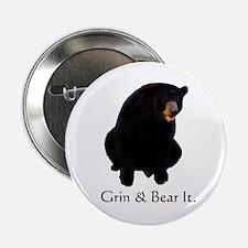 grin & bear it Button