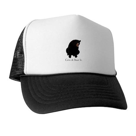 grin & bear it Trucker Hat