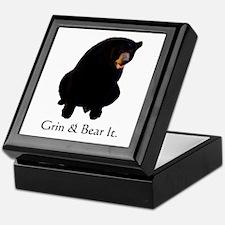 grin & bear it Keepsake Box
