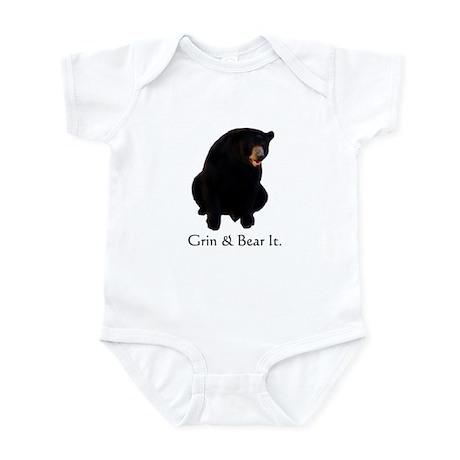grin & bear it Infant Bodysuit