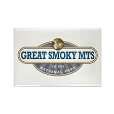 The Great Smoky Mountains National Park Magnets
