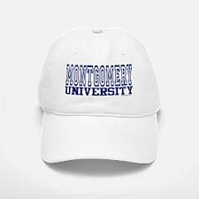 MONTGOMERY University Baseball Baseball Cap