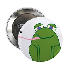 Toadally Cool Button