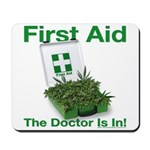 First Aid Mousepad