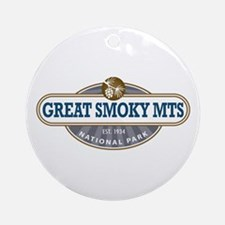The Great Smoky Mountains National Park Ornament (
