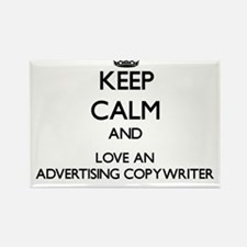 Keep Calm and Love an Advertising Copywriter Magne