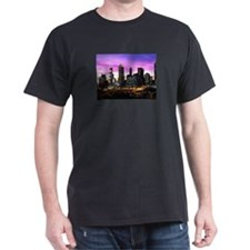 Cute Atlanta skyline T-Shirt