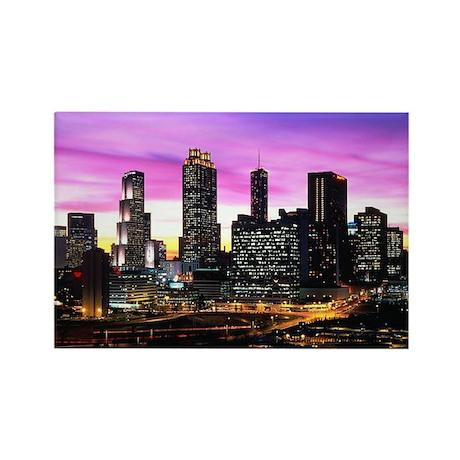 Atlanta Skyline Magnets