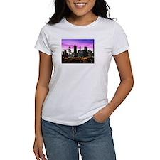 Cute Atlanta skyline Tee