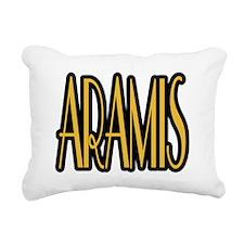 Aramis Rectangular Canvas Pillow