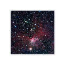 "Deep Space Square Sticker 3"" x 3"""